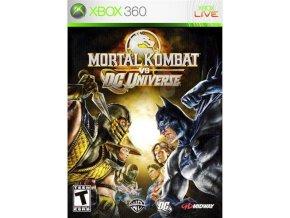 Xbox 360 Mortal Kombat vs. DC Universe
