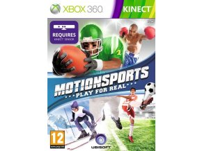 Xbox 360 Motion Sports Kinect