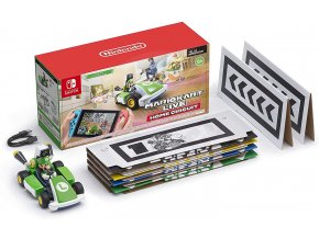 Mario Kart Live Home Circuit - Luigi Nintendo Switch