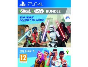 PS4 The Sims 4 + Star Wars: Výprava na Batuu