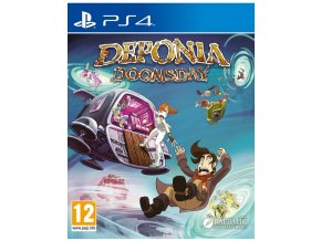 PS4 Deponia Doomsday