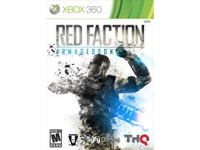 Xbox 360 Red Faction: Armageddon