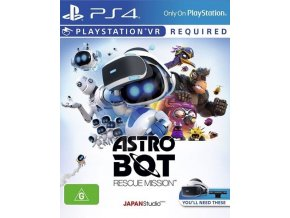 PS4 Astro Bot Rescue Mission