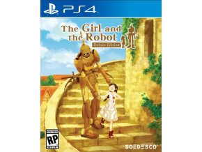 PS4 The Girl and the Robot (Deluxe Edition)