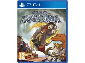 PS4 Chaos on Deponia
