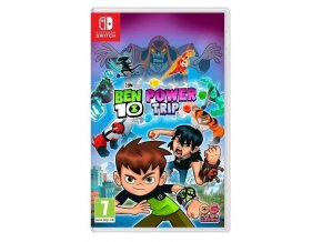 Nintendo Switch Ben 10: Power Trip