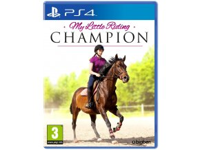 PS4 My Little Riding Champion