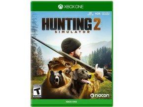 Xbox One Hunting Simulator 2