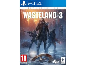 PS4 Wasteland 3 Day One Edition