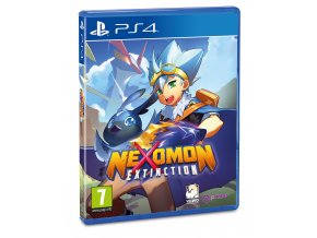 PS4 Nexomon Extinction