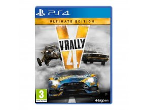 PS4 V-RALLY 4 Ultimate Edition
