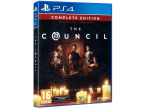 PS4 The Council Complete Edition