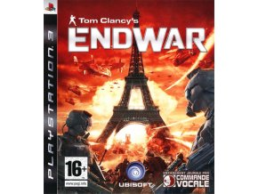PS3 Tom Clancys EndWar