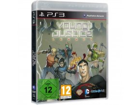 PS3 Young Justice: Legacy