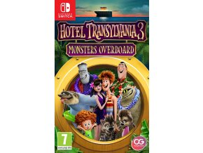 Nintendo Switch Hotel Transylvania 3: Monsters Overboard