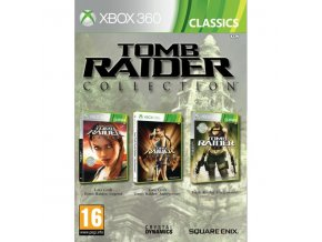 Xbox 360 Tomb Raider Collection