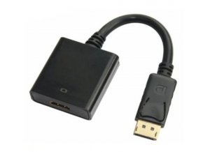 DisplayPort to HDMI Adapter Redukce