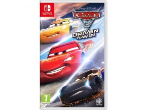 Nintendo Switch Cars 3: Driven to Win