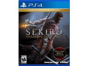 PS4 Sekiro: Shadows Die Twice - GOTY