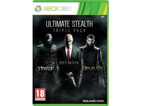 Xbox 360 Ultimate Stealth Triple Pack