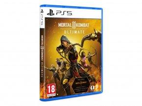 PS5 Mortal Kombat 11 - Ultimate Edition