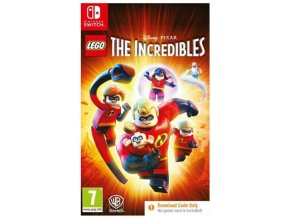 Nintendo Switch Lego Incredibles