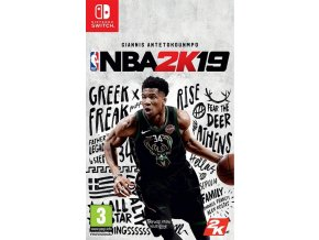 Nintendo Switch NBA 2K19