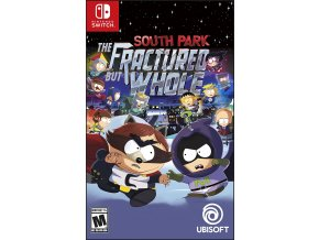 Nintendo Switch South Park: The Fractured But Whole