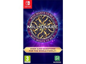 Nintendo Switch Who Wants to be a Millionaire?