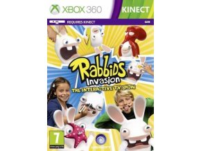 Xbox 360 Rabbids Invasion