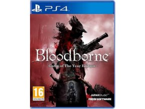 PS4 Bloodborne GOTY Edition