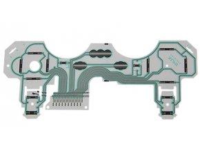 Fólie tlačítek PS3 ovladače