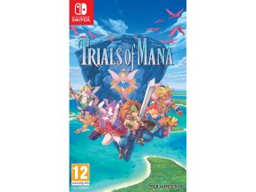 Nintendo Switch Trials of Mana