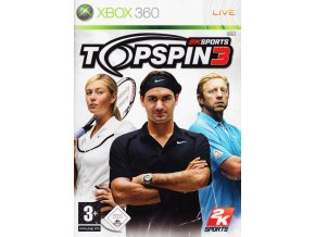 167398 top spin 3 xbox 360 front cover