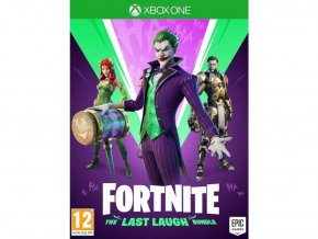 XONE/XSX Fortnite: The Last Laugh Bundle