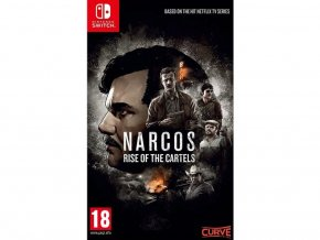 Nintendo Switch Narcos: Rise of the Cartels