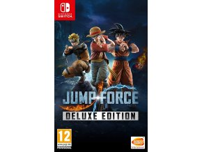 Nintendo Switch Jump Force Deluxe Edition