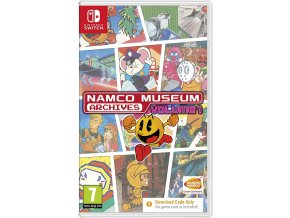 Nintendo Switch Namco Museum Archives Volume 1