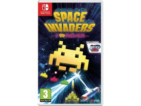 Nintendo Switch Space Invaders Forever