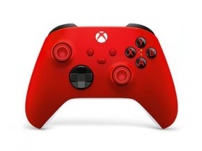 XONE/XSX Wireless Controller Pulse Red
