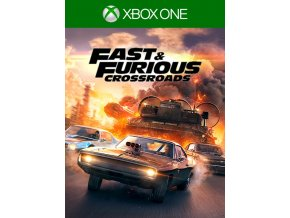 Xbox One Fast & Furious: Crossroads