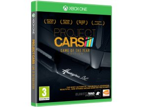 Xbox One Project Cars (GOTY Edition)
