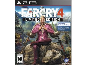 PS3 Far Cry 4 (Limited Edition)