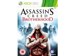 Xbox 360 Assassin's Creed: Brotherhood