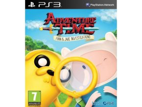 PS3 Adventure Time: Finn and Jake Investigations