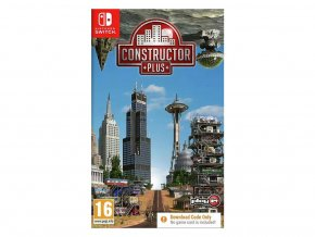 Nintendo Switch Constructor Plus CZ