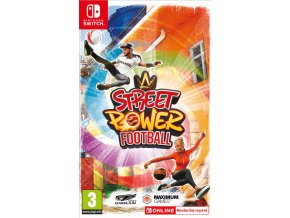 Nintendo Switch Street Power Football