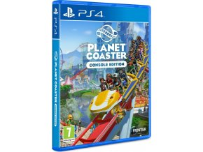 PS4 Planet Coaster Console Edition