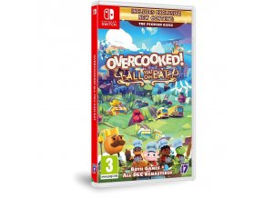 Nintendo Switch Overcooked! All You Can Eat