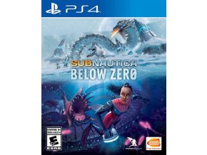 PS4 Subnautica: Below Zero CZ